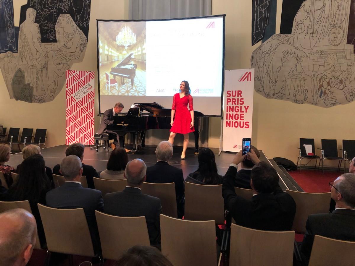 Empfang Oper Rhein